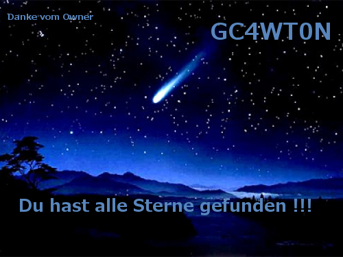GC4WT0N│Wachtberger Sterne