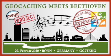GC7TKKG│🎵 29.02.2020 ~ Geocaching meets Beethoven 🎵